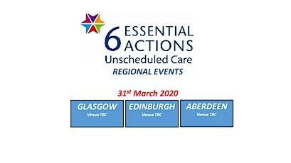 6 Essential Actions Regional Planning Workshops EDINBURGH tickets