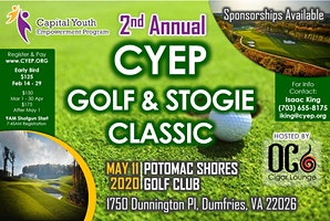 2nd Annual CYEP Golf & Stogie Classic