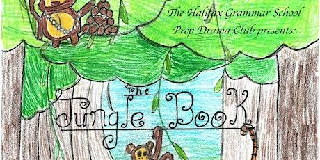 The Jungle Book tickets