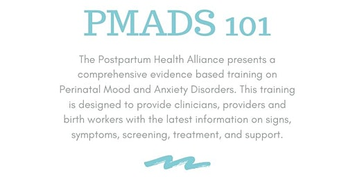 March 2020 PHA Educational Event: PMADS 101