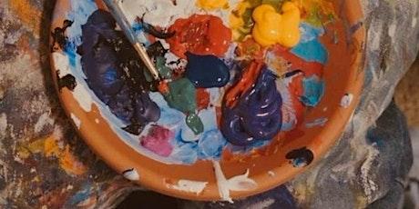 Painting Fundamentals: Focal Point with Susan Jones Kenyon tickets