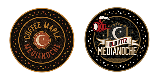 Coffee Maple Medianoche & Old Fitz Medianoche Bottle Release