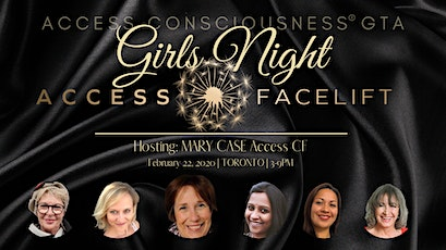 Energetic Facelift Girls Night tickets