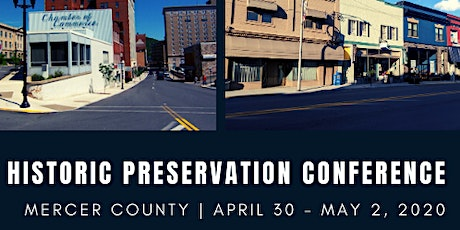 2020 West Virginia Historic Preservation Conference tickets