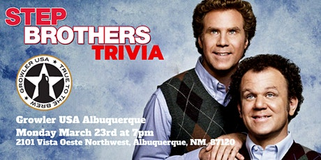 Step Brothers Trivia at Growler USA Albuquerque tickets