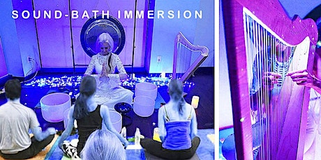 Sound Bath Immersion tickets