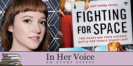Amy Shira Teitel   In Her Voice tickets