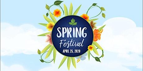Spring Festival tickets