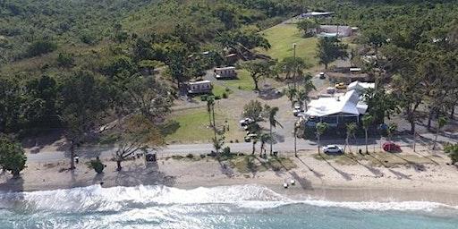 Cane Bay Music Festival VIP Lounge