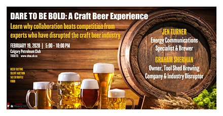 Dare to Be Bold: A Charity Event & Craft Beer Tasting tickets