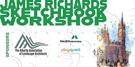 Design Drawing and Urban Sketching Workshop with James Richards tickets