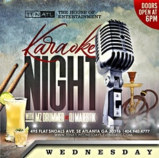 Karaoke Concert Live - Wednesday tickets