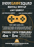 Indie Game Squad Monthly Meetup Episode: 2