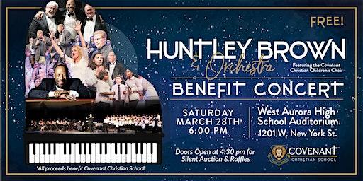 Huntley Brown & Orchestra Benefit Concert