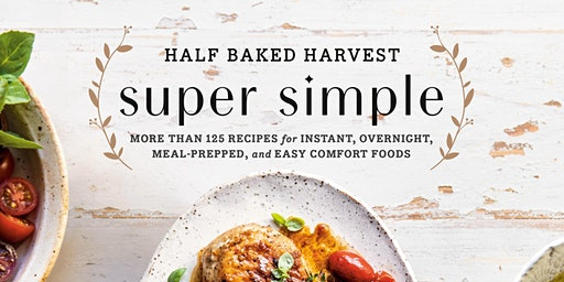 Meet Tieghan Gerard of Half Baked Harvest at Williams Sonoma Costa Mesa