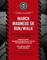 March Madness 5K