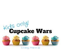 CUMC Cupcake Wars - Kids only!