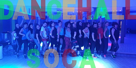 Dancehall / Soca Masterclass with Turn'd up Fitness  tickets