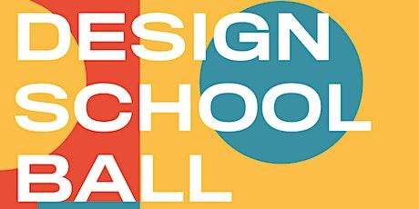 Northumbria Design `School Ball tickets
