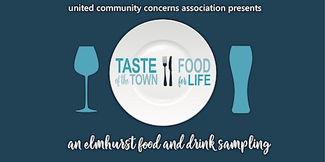Copy of Taste of the Town: Food for Life tickets