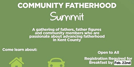 Community Fatherhood Event tickets