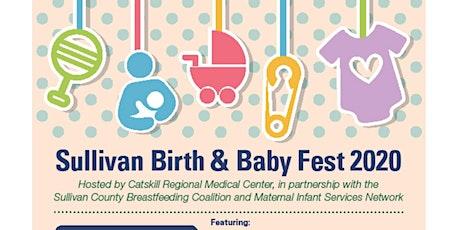 Postponed: Sullivan County Birth and Baby Fest 2020 tickets