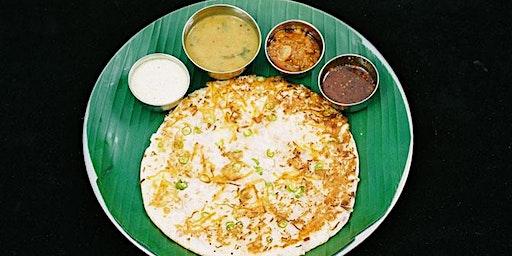 Indian Breakfast for Dinner