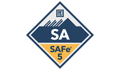 Leading SAFe 5.0 with SA Certification **ONLINE Live led-training tickets