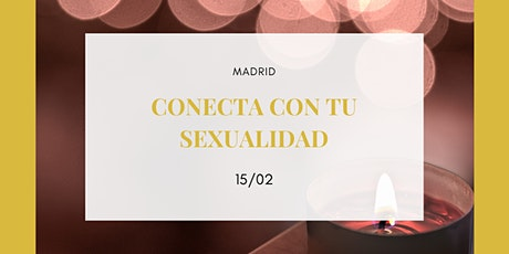 Conecta con tu sexualidad entradas