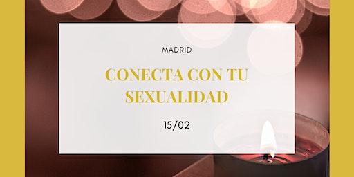 Conecta con tu sexualidad