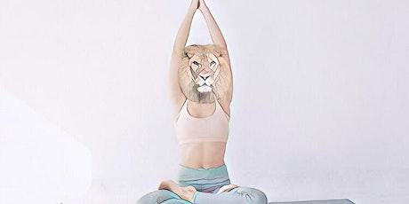 Clases de Yoga y Meditación Todos los Sábados de 11:00 a 12:00h entradas