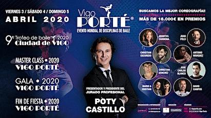GALA VIGO PORTÉ 2020 entradas