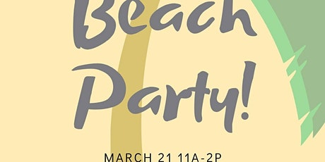 Customer Appreciation Party-Come Join Us For a Great Beach Party tickets