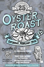 Front Street Brewery 25th Anniversary Oyster Roast tickets