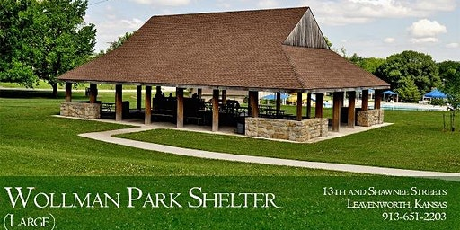 Park Shelter at Wollman Main - Dates in February and March