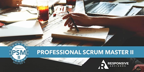 Professional Scrum Master II (PSM II) - Chicago tickets