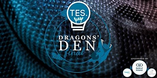 Trinity Entrepreneurial Society Dragon's Den 2020