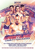 Blackpool Wrestling Charity Show for Dave 'Kenny' Cram