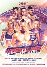 Blackpool Wrestling Charity Show for Dave 'Kenny' Cram tickets