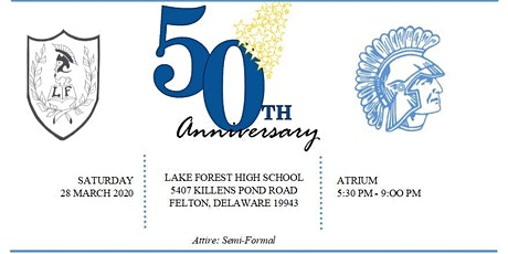 50th Anniversary Celebration, Lake Forest School District tickets