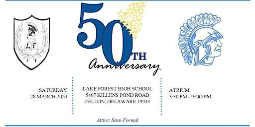 50th Anniversary Celebration, Lake Forest School District
