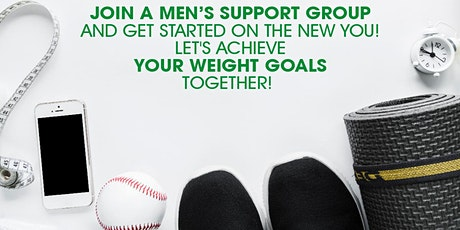 Men's Only Support Group  tickets