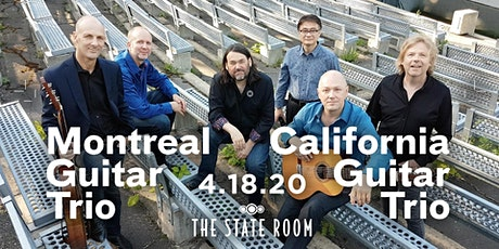 California Guitar Trio + Montreal Guitar Trio tickets