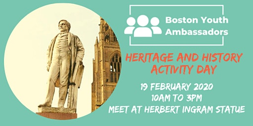 Boston Youth Ambassadors Heritage and History Activity day