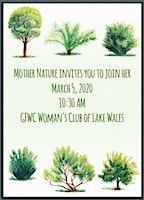 Mother Nature Garden Gathering
