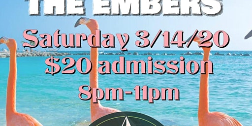 The Embers live at NSPC