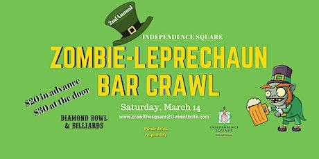 Leprechaun Bar Crawl 2020 tickets