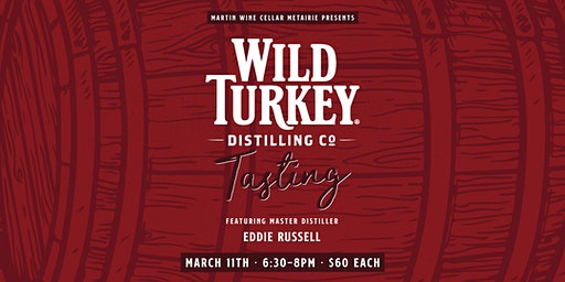 Wild Turkey Distilling Tasting