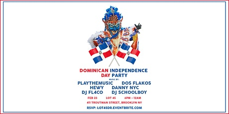 Dominican Independence Day Party tickets