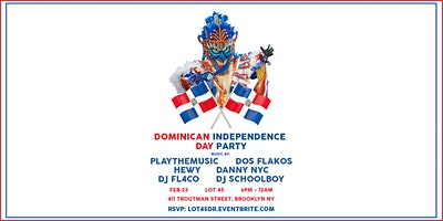 Dominican Independence Day Party